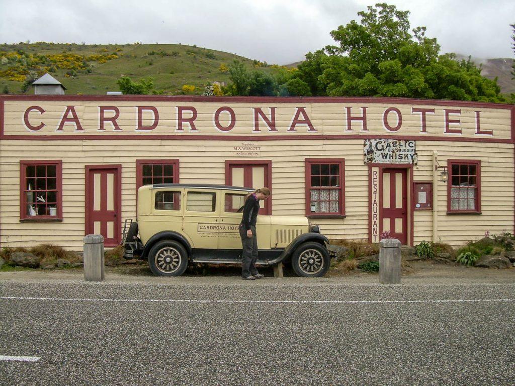 Cardrona Hotel,Foto: Wolter & Ineke Zigterman