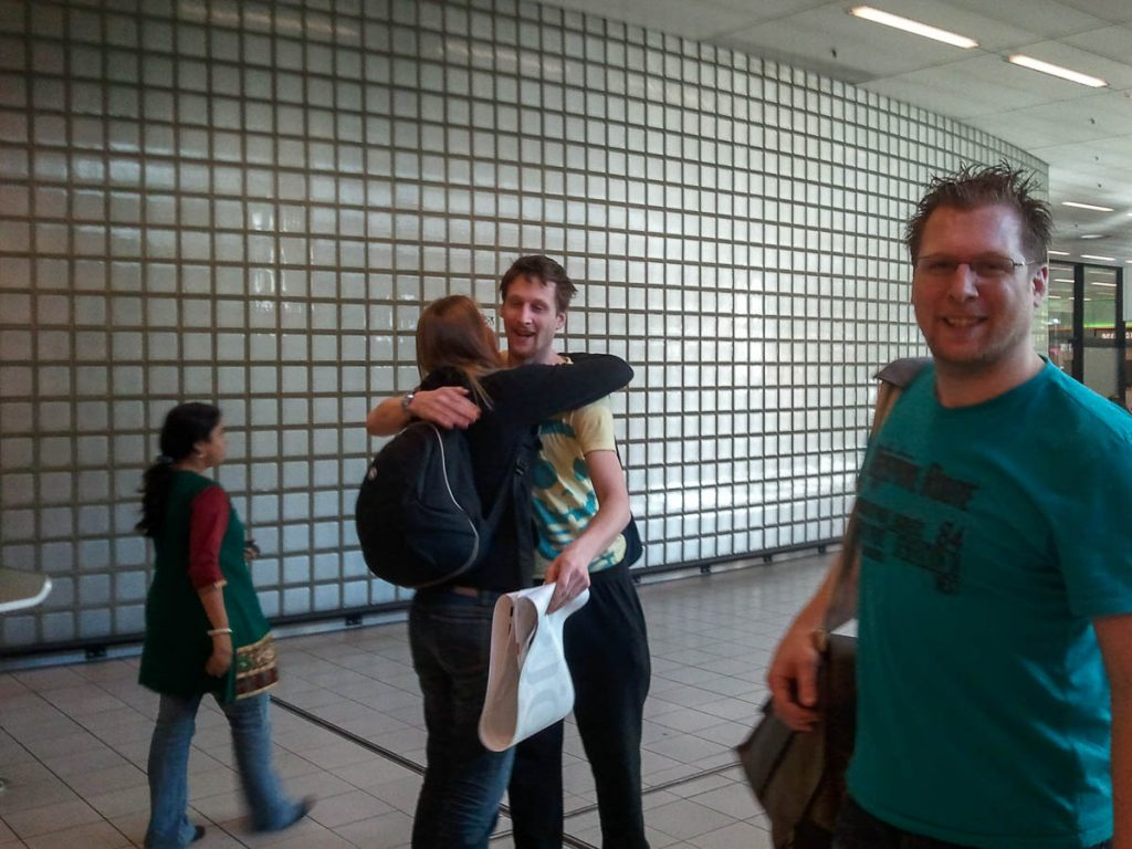 Ewout & Johan,Foto: Wolter & Ineke Zigterman