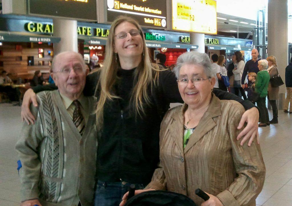Opa & oma,Foto: Wolter & Ineke Zigterman