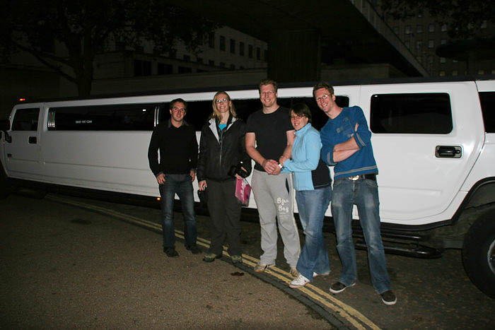 The gang,Londen, Engeland, Verenigd Koninkrijk (2010)