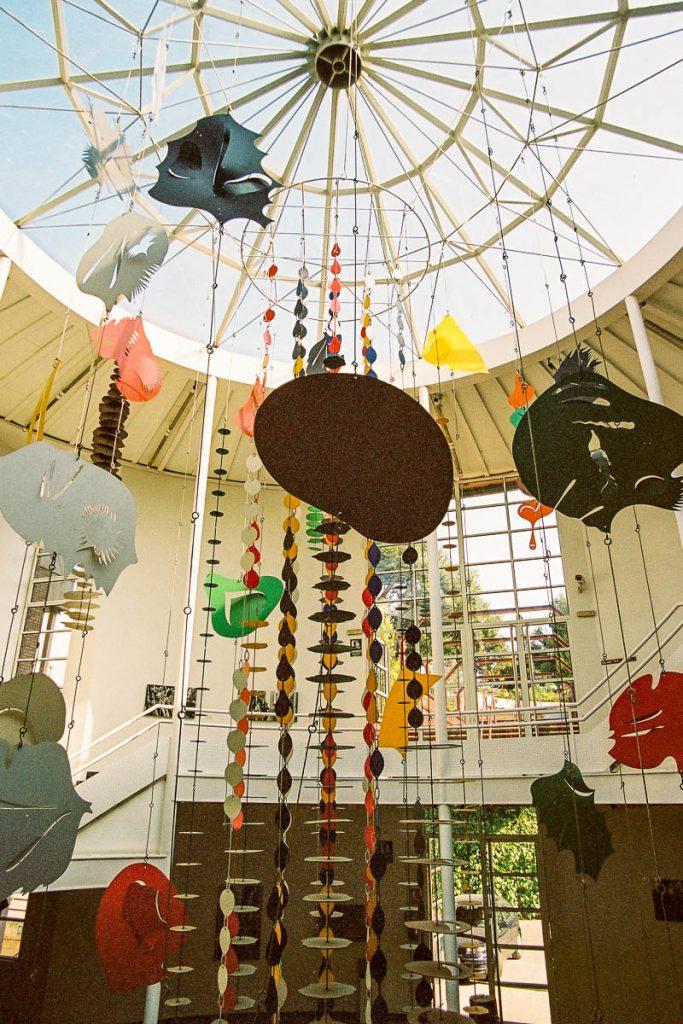 Contorn-Entorn (Josep Guinovart, 1977),Poble Espñol, Barcelona, Catalonië, Spanje (2003)