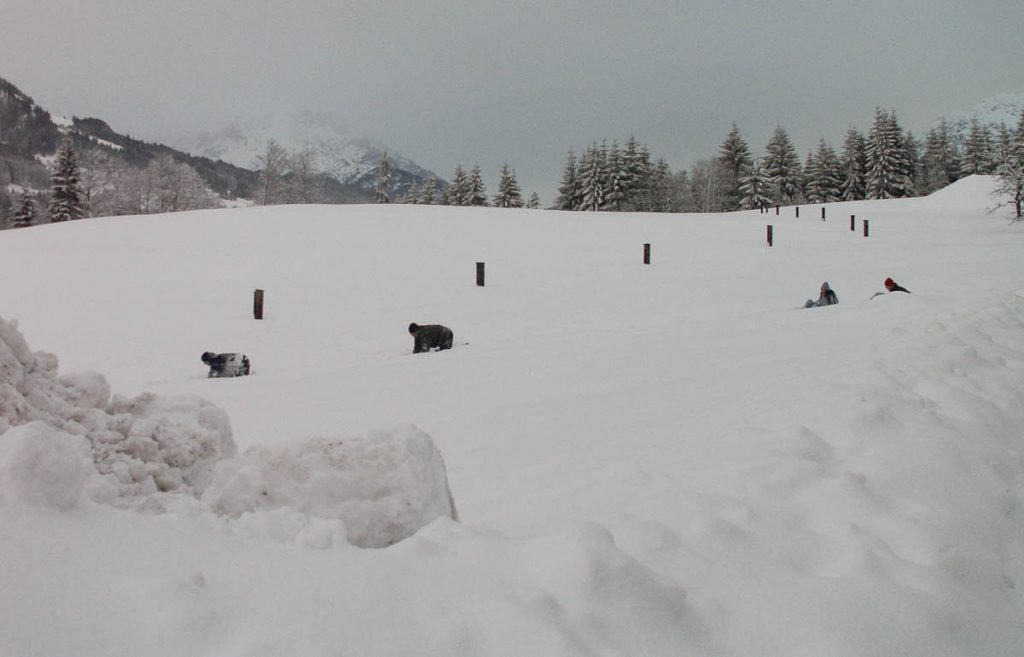 Zo kan het ook...,Fieberbrunn, Tirol, Oostenrijk (2005)