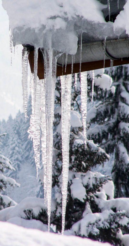 IJspegels,Fieberbrunn, Tirol, Oostenrijk (2005)