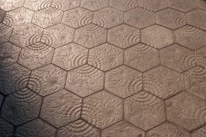 Gaudí Tegels