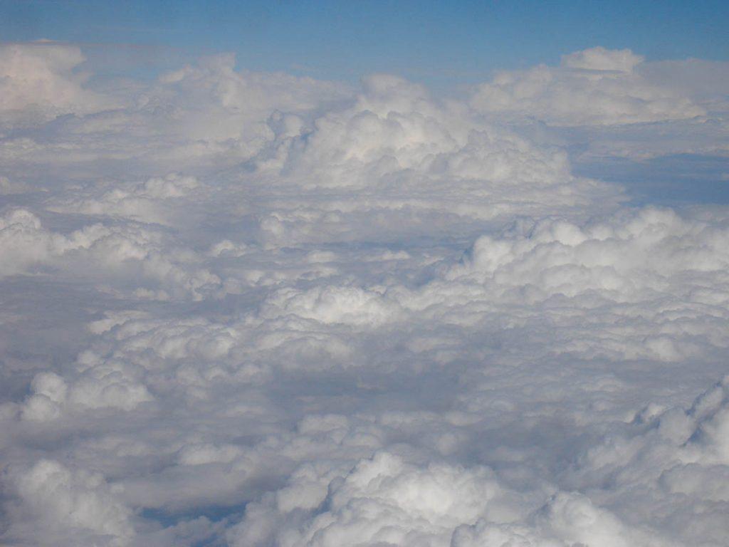 Boven de wolken,Tussen Amsterdam en Atlanta (2006)