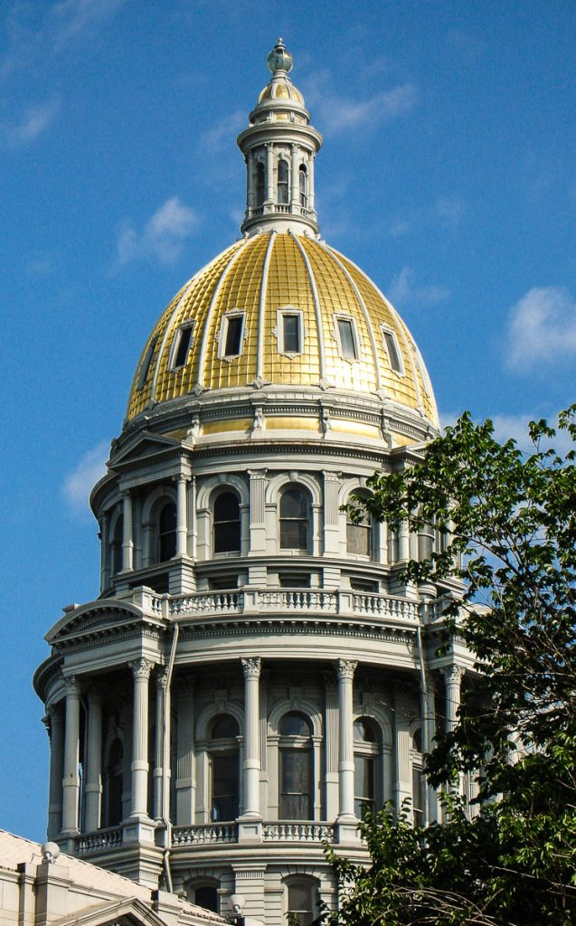 State Capitol,Denver, Colorado, Verenigde Staten (2006)