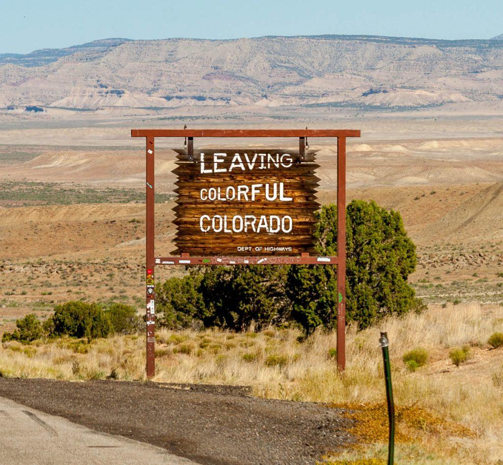 Tot ziens,Colorado, Verenigde Staten (2006)