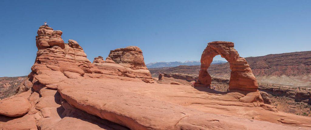 Delicate Arch,Arches National Park, Utah, Verenigde Staten (2006)