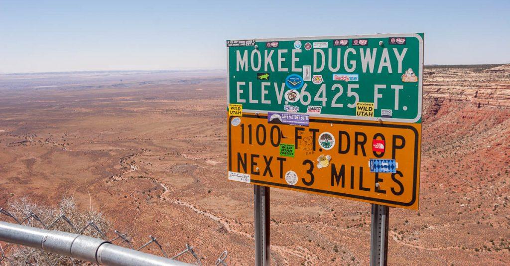 Mokee Dugway,Utah, Verenigde Staten (2006)