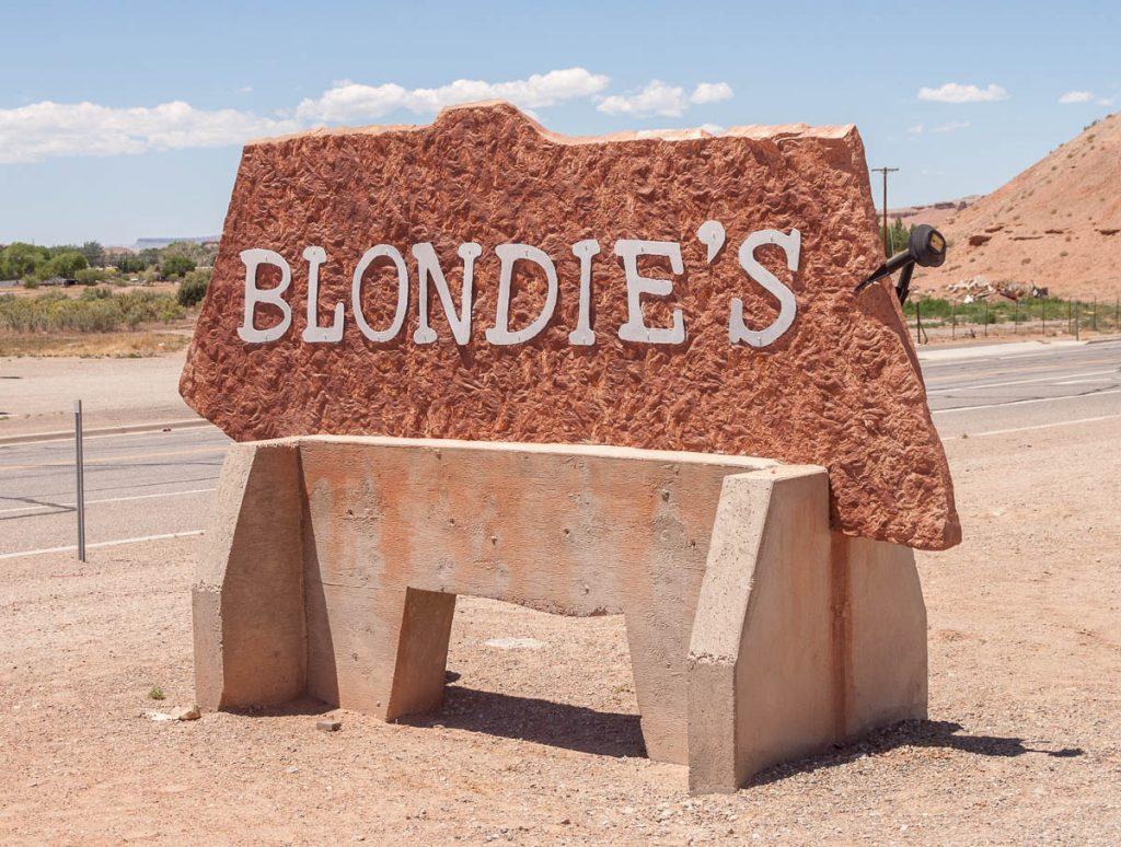 Blondie's,Utah, Verenigde Staten (2006)