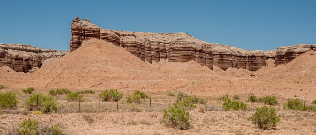 Vreemde berg,Utah, Verenigde Staten (2006)