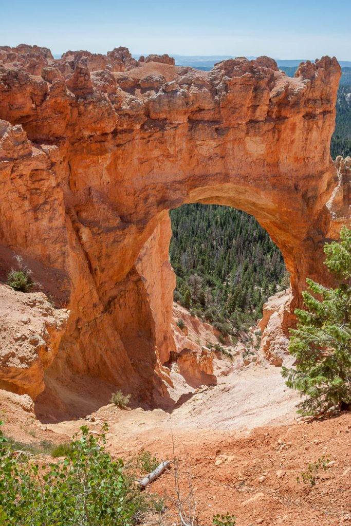 Natural Bridge,Bryce Canyon National Park, Utah, Verenigde Staten (2006)