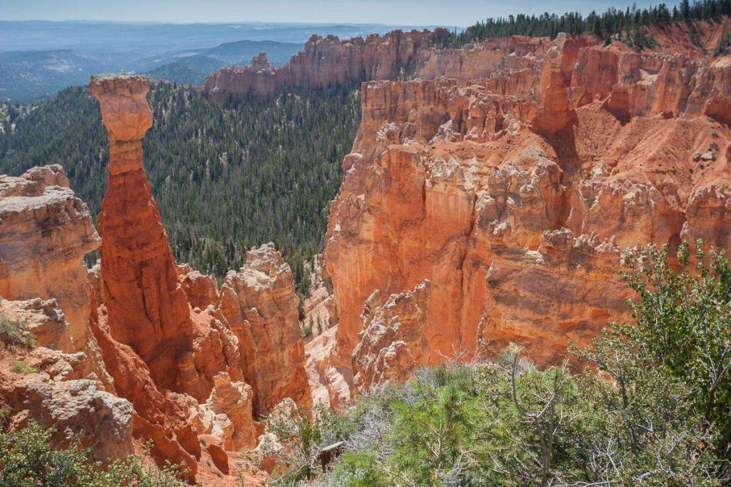 Hoodoos,Bryce Canyon National Park, Utah, Verenigde Staten (2006)