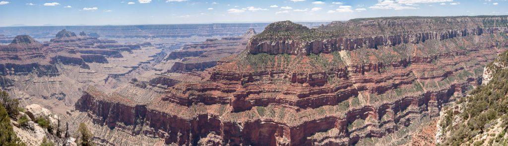 Dit alles door water,Grand Canyon National Park, Arizona, Verenigde Staten (2006)