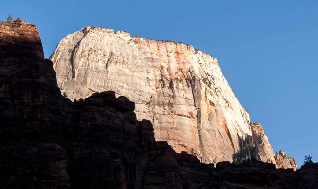 The Great White Throne,Zion National Park, Utah, Verenigde Staten (2006)
