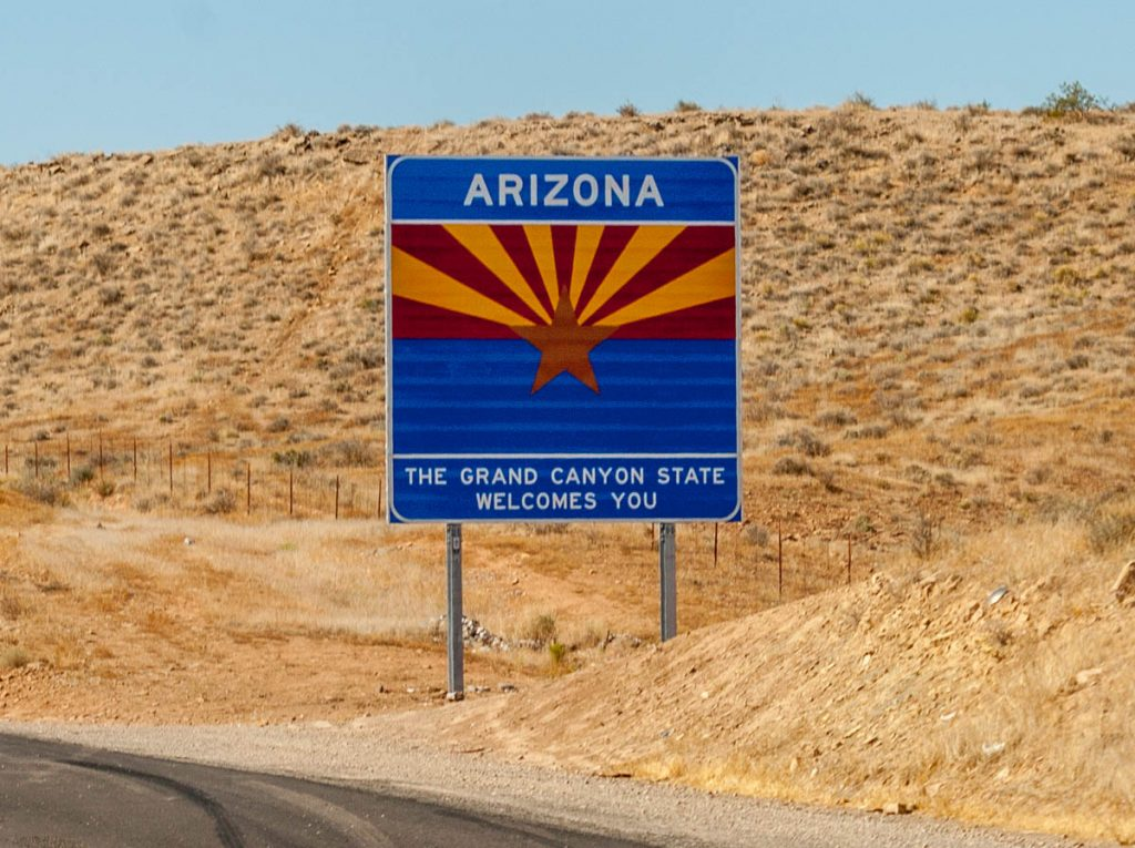 Welkom,Arizona, Verenigde Staten (2006)