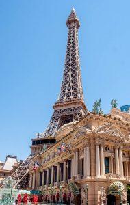 Eiffeltoren & Paris Opera House - Paris Las Vegas