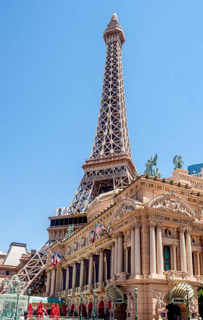 Eiffeltoren & Paris Opera House,Las Vegas, Nevada, Verenigde Staten (2006)