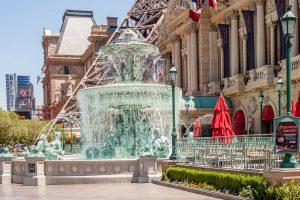 La Fontaine des Mers - Paris Las Vegas