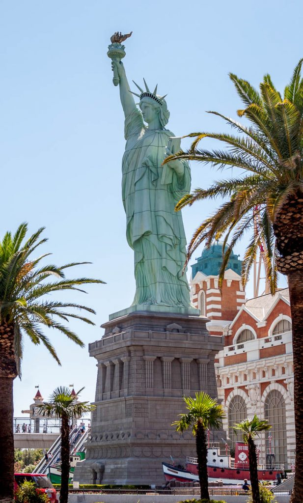 Vrijheidsbeeld,Las Vegas, Nevada, Verenigde Staten (2006)