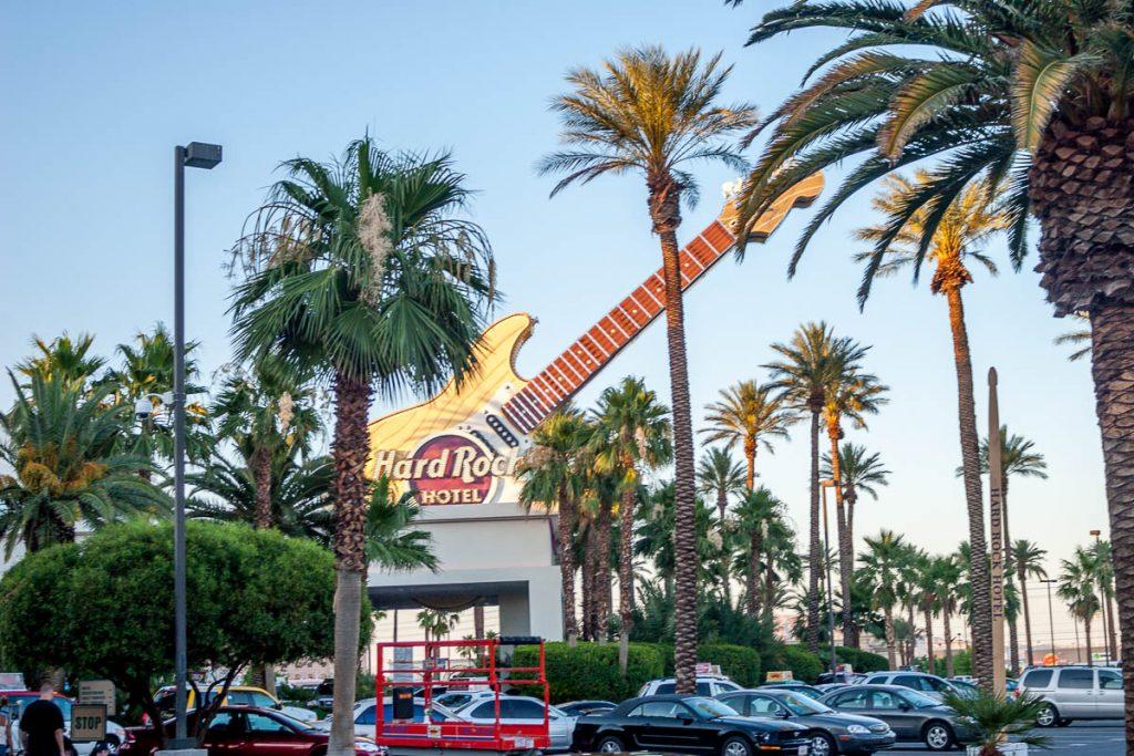 Hardrock Hotel,Las Vegas, Nevada, Verenigde Staten (2006)