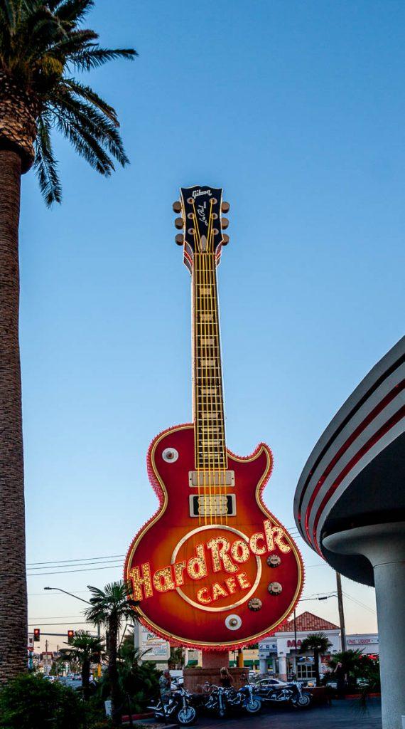 Hardrock Cafe,Las Vegas, Nevada, Verenigde Staten (2006)