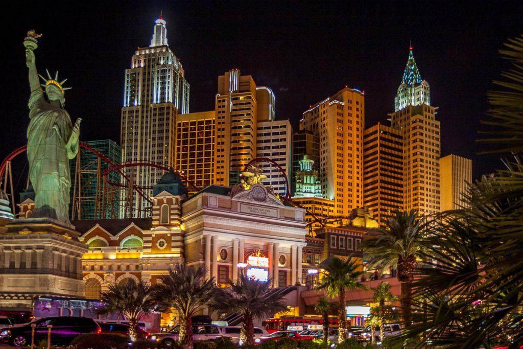 New York-New York,Las Vegas, Nevada, Verenigde Staten (2006)