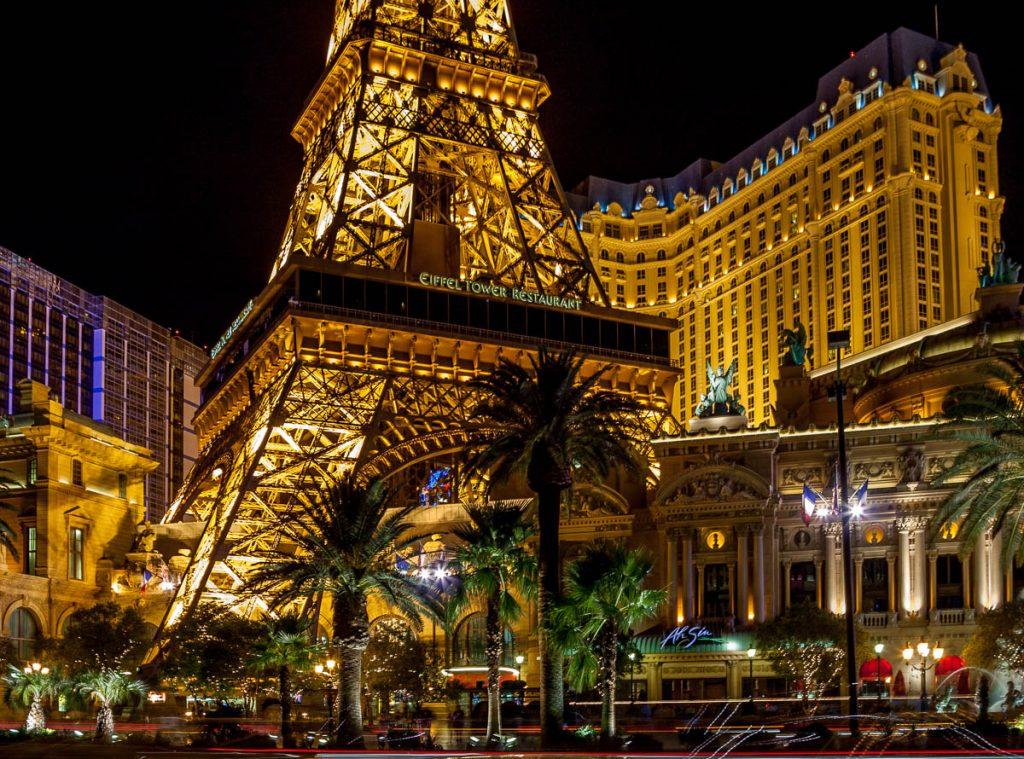 Eiffeltoren,Las Vegas, Nevada, Verenigde Staten (2006)