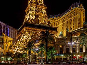 Eiffeltoren - Paris Las Vegas