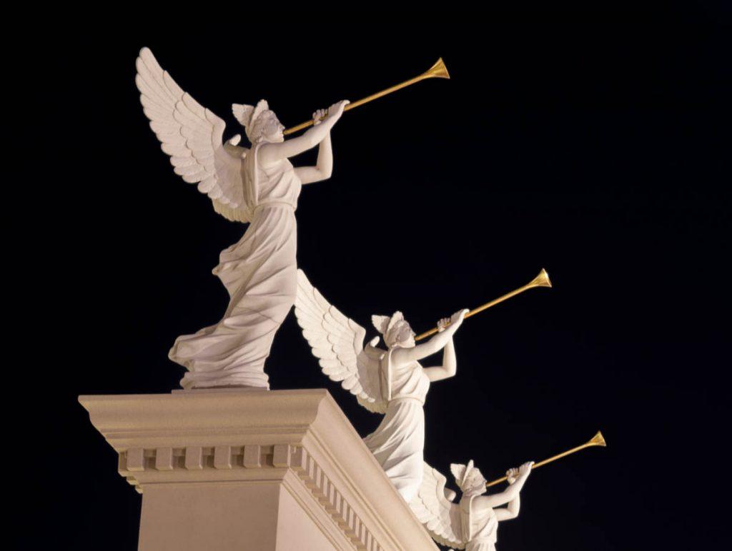 Engelen - Caesars Palace,Las Vegas, Nevada, Verenigde Staten (2006)