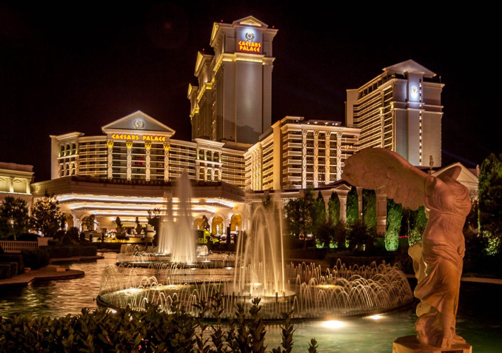 Winged Victory of Samothrace - Caesars Palace,Las Vegas, Nevada, Verenigde Staten (2006)
