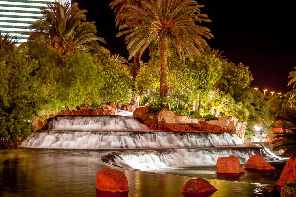 The Mirage,Las Vegas, Nevada, Verenigde Staten (2006)
