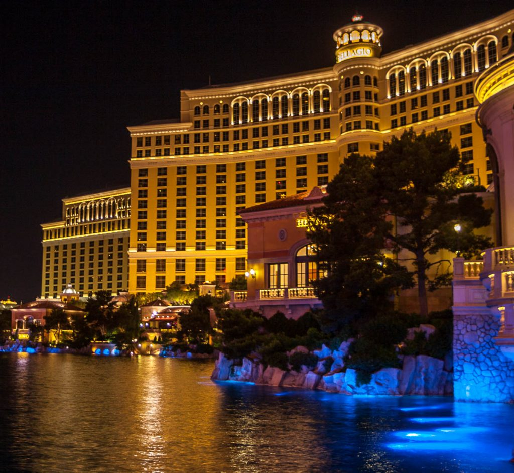 De Bellagio,Las Vegas, Nevada, Verenigde Staten (2006)