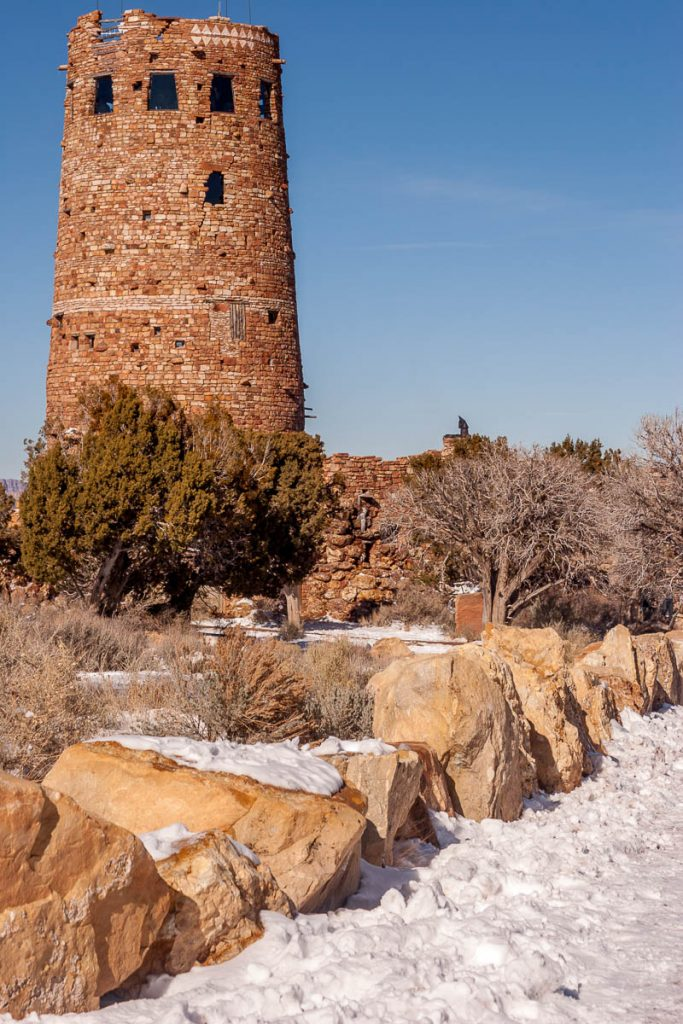 Watchtower,Grand Canyon National Park, Arizona, Verenigde Staten (2006)