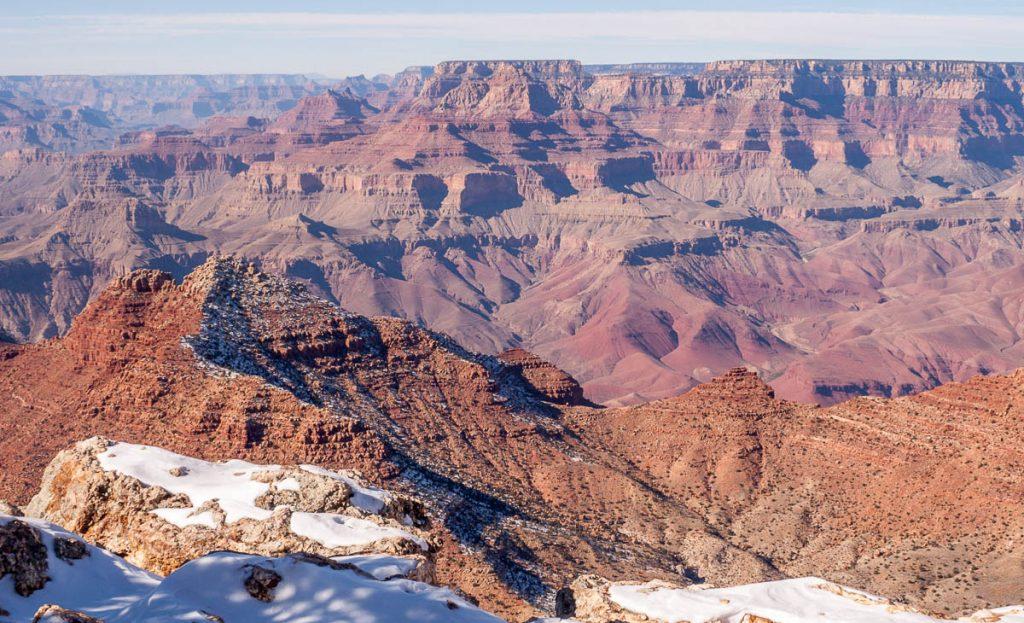 Uitzicht,Grand Canyon National Park, Arizona, Verenigde Staten (2006)