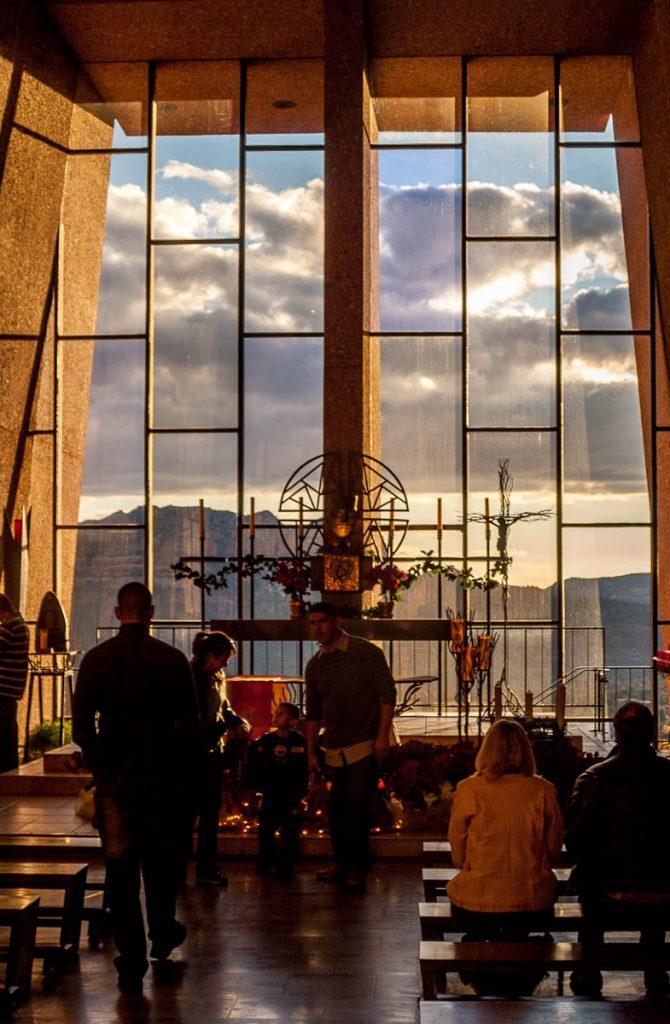 Chapel of the Holy Cross,Sedona, Arizona, United States (2007)