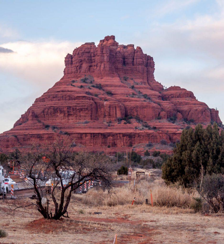 Bell Rock,Village of Oak Creek, Arizona, United States (2007)
