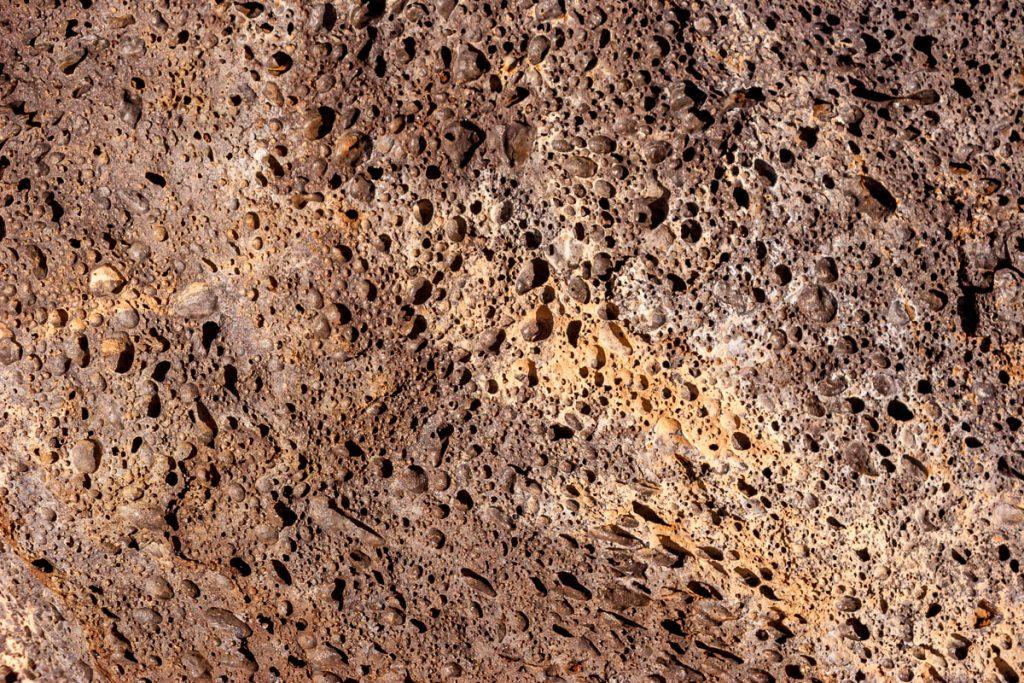 Versteende lava,Sunset Crater Vulcano National Monument, Arizona, United States (2007)
