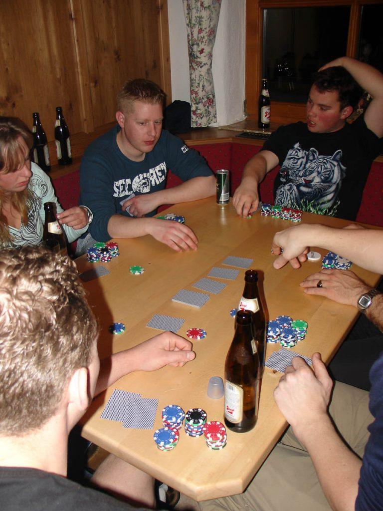 Poker,Saalbach Hinterglemm, Salzburg, Oostenrijk (2007)