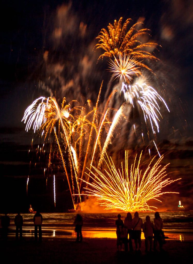 Internationaal Vuurwerk Festival,Scheveningen , Den Haag, Zuid-Holland (2007)
