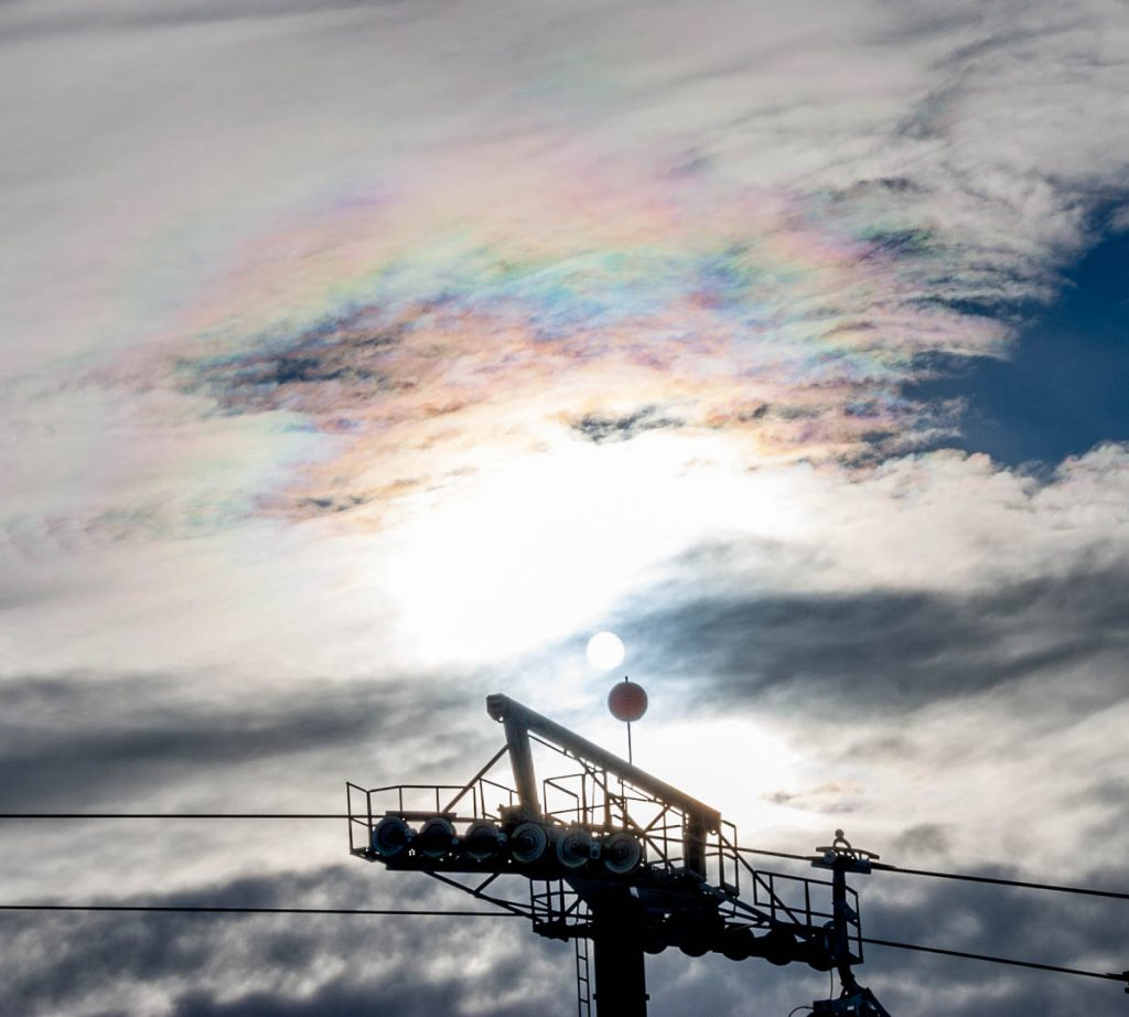 Cloud iridescence,2009