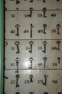 Sleutelkast