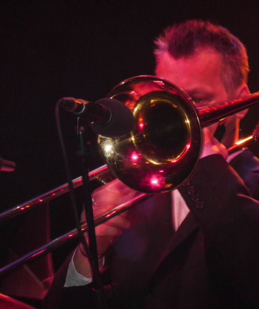 New Cool Collective,Agora Theater, Lelystad, Flevoland (2010)