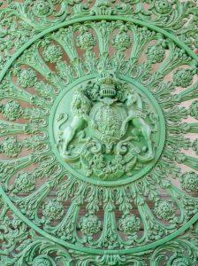 Wellington Arch - detail