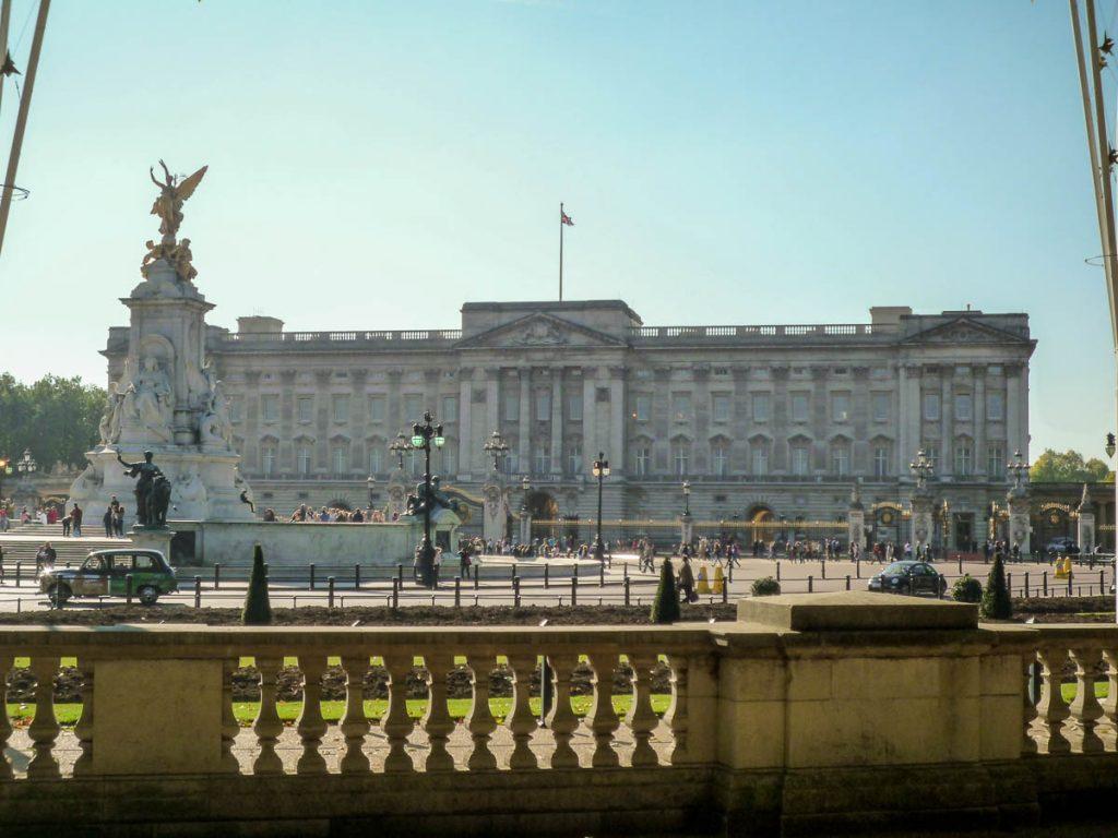 Buckingham Palace,Buckingham Palace, Londen, Engeland, Verenigd Koninkrijk (2010)