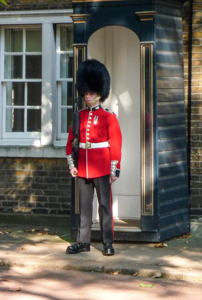 Guard,Londen, Engeland, Verenigd Koninkrijk (2010)