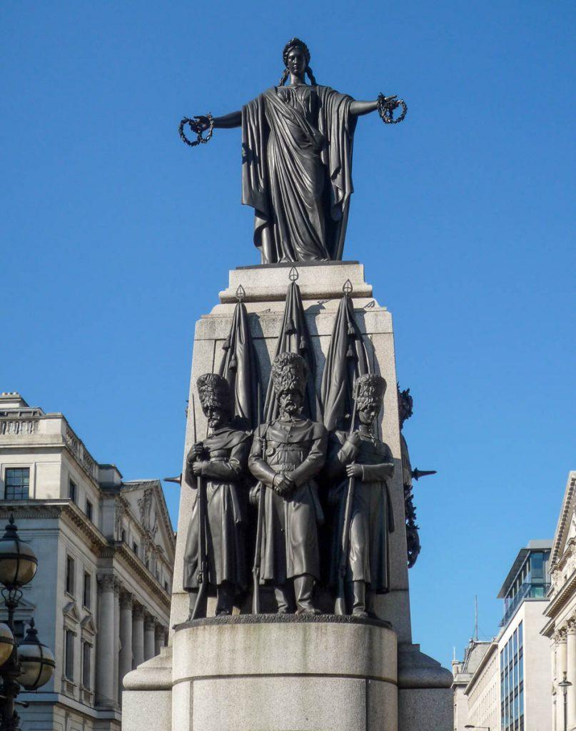 Crimean War Memorial,Londen, Engeland, Verenigd Koninkrijk (2010)