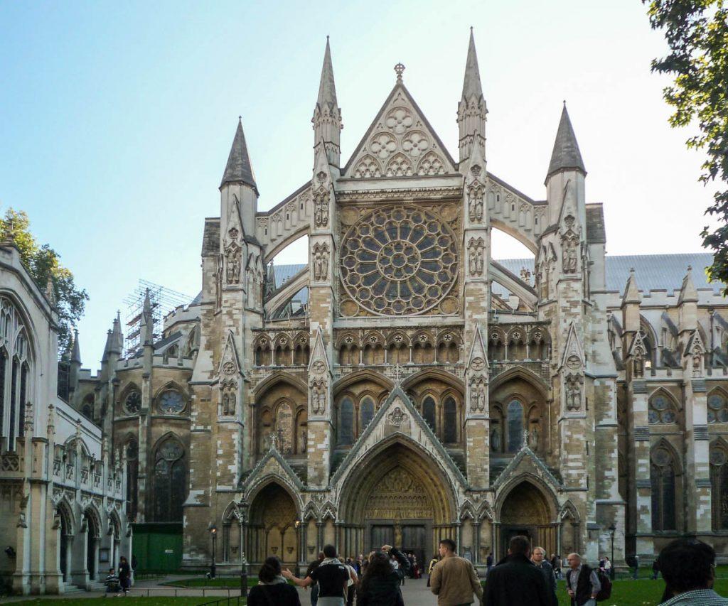 Westminster Abbey,Westminster Abbey, Londen, Engeland, Verenigd Koninkrijk (2010)