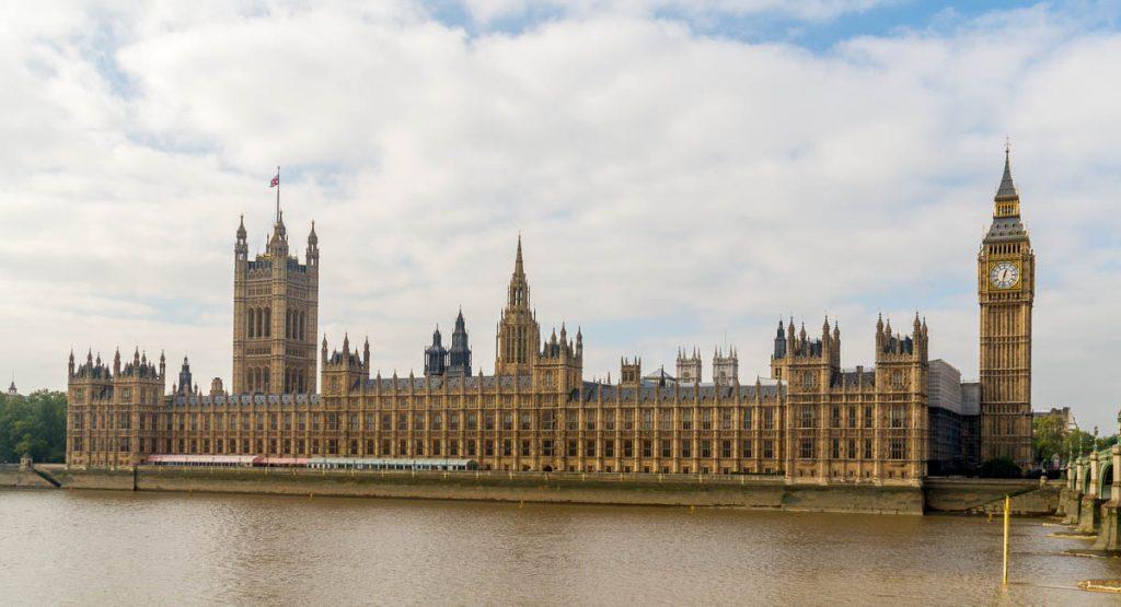 Houses of Parliament,Londen, Engeland, Verenigd Koninkrijk (2010)