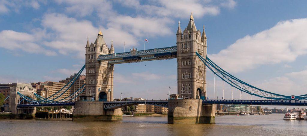 Tower Bridge,Londen, Engeland, Verenigd Koninkrijk (2010)
